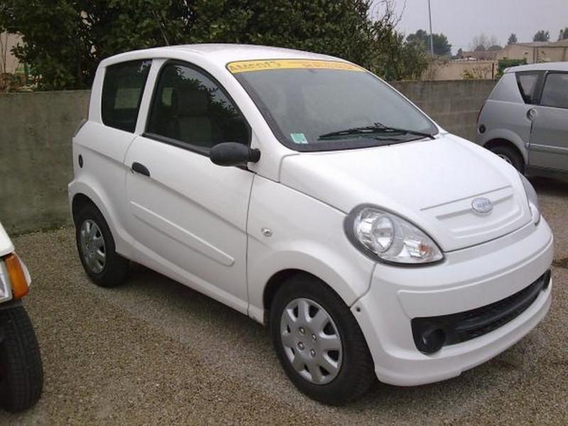 voiture sans permis occasion marseille minicar microcar mgo - achat